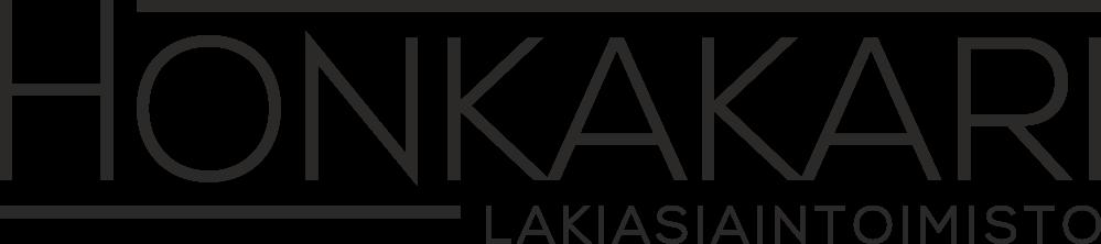 Lakiasiaintoimisto Henna Honkakari Oy - Logo
